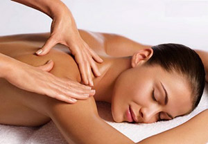 Локальный массаж