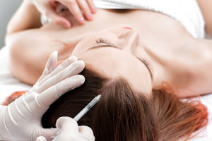 Курс мезотерапии для волос